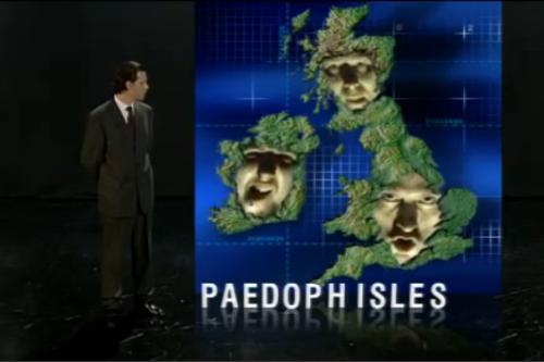 The Paedoph Isles