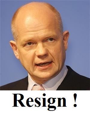 Resign !