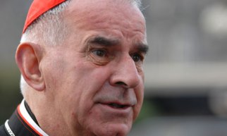 Cardinal Keith O'Brien allegations pope london office