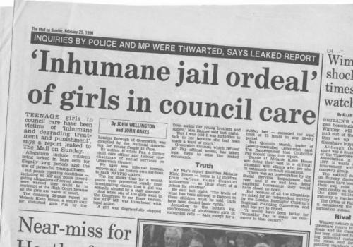 Mail on Sunday 05/02/1990