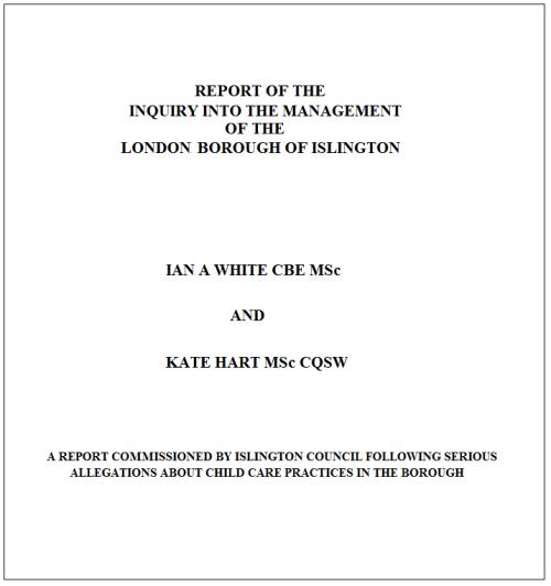 White Report