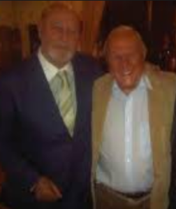 Lord Tom Pendry and Paedophile Stuart Hall
