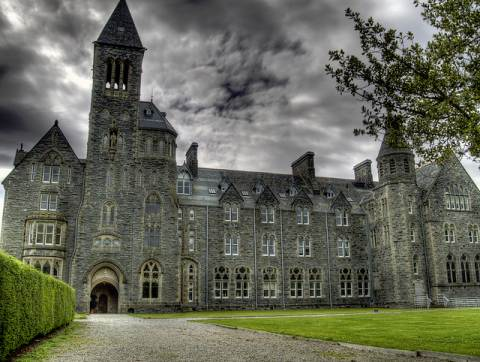 Fort Augustus Abbey 2