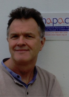 Peter Saunders of NAPAC