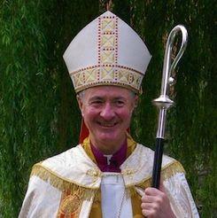 Bishop Walker should go to the police.