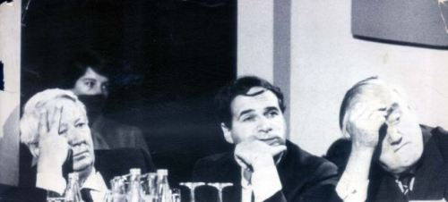 Willie Whitelaw on the right.