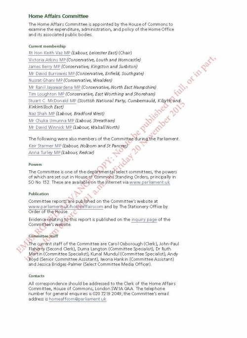 HASC Report P04